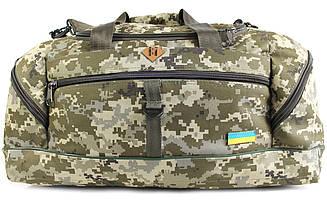 "Дорожня камуфляжна сумка ""D0412"" (60 см)"