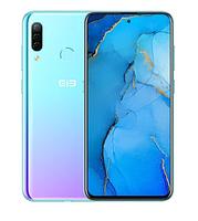 Смартфон с большим дисплеем и тройной камерой на 2 сим карты Elephone A7H blue 4/64 гб
