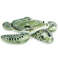 Плотик 57555  черепаха, Intex