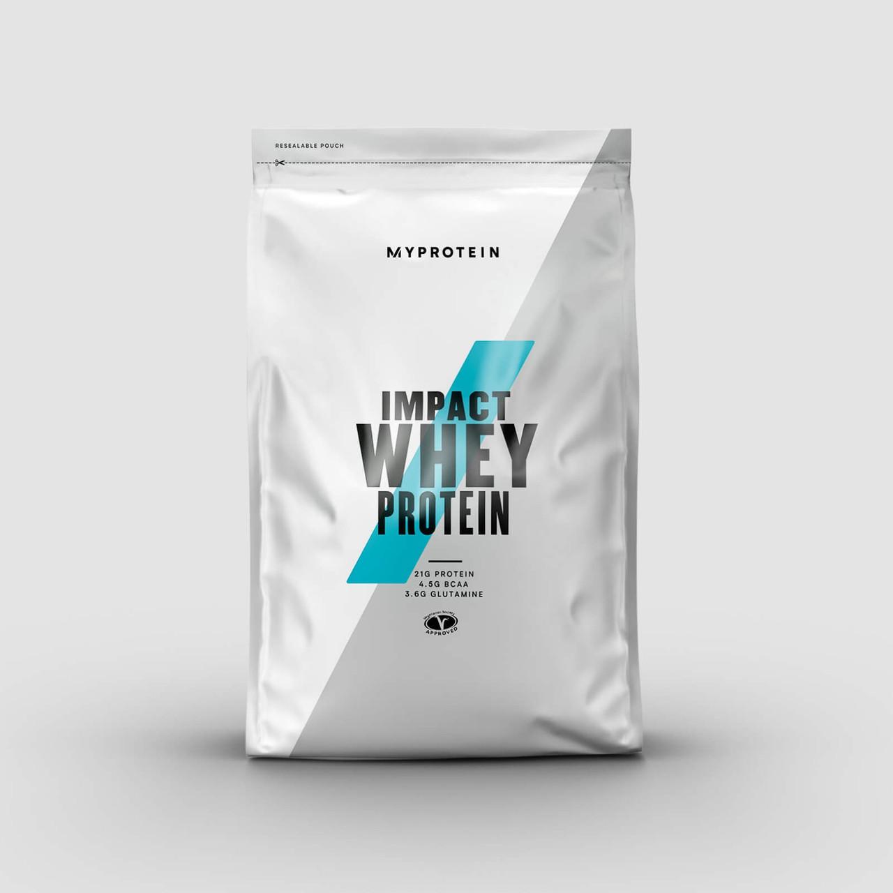 Протеин IMPACT WHEY PROTEIN 2500 г вкус: Кокос