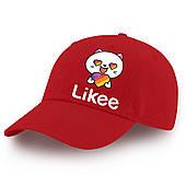 Кепка детская Лайк Котик (Likee Cat) 100% Хлопок (9273-1036)