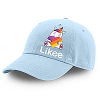 Кепка детская Лайк (Likee) 100% Хлопок (9273-1037), фото 1