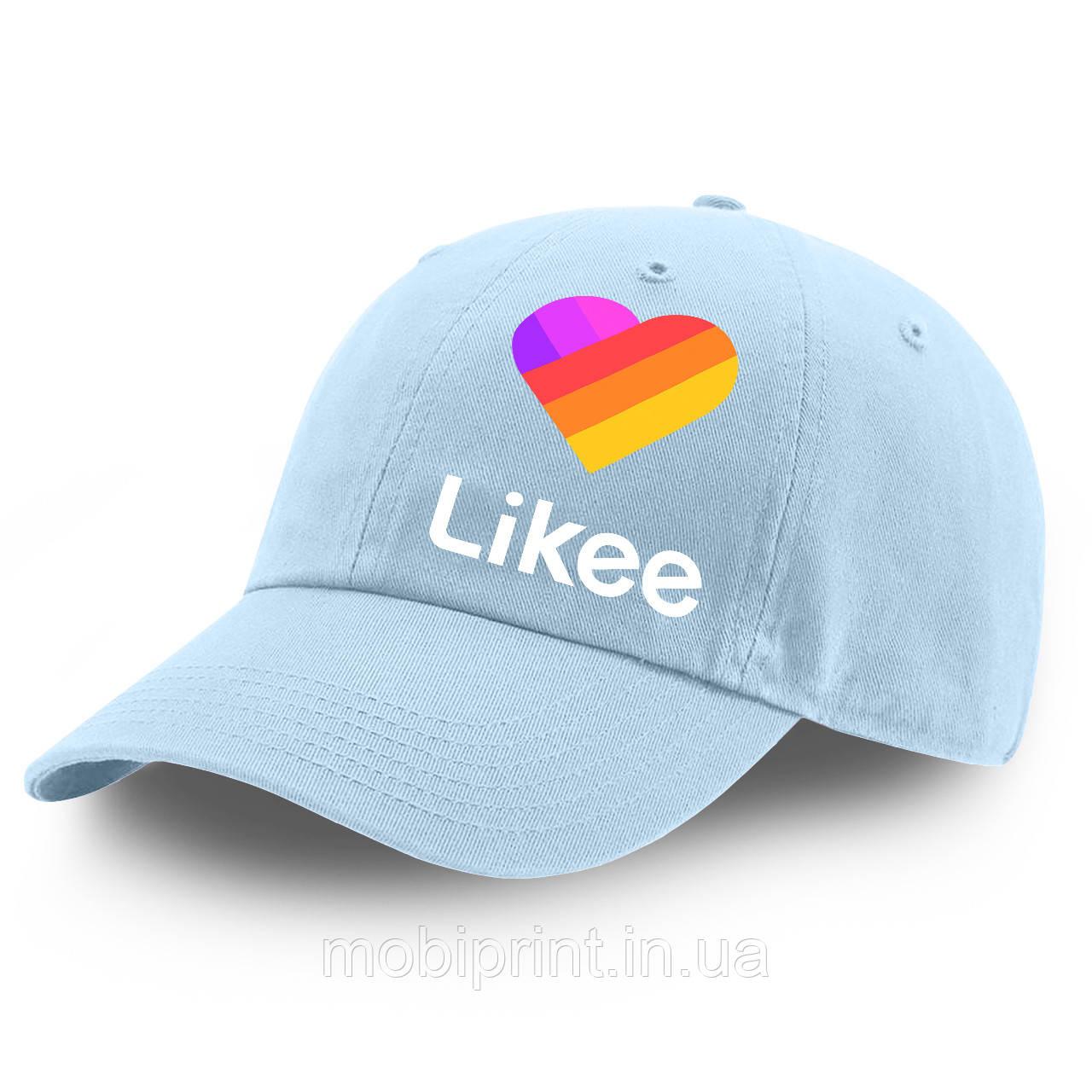 Кепка детская Лайк (Likee) 100% Хлопок (9273-1041)