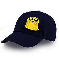 Кепка детская Джейк пес Время Приключений (Adventure Time) 100% Хлопок (9273-1577), фото 1
