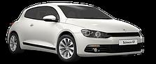 Фаркопы на Volkswagen Scirocco (с 2008--)