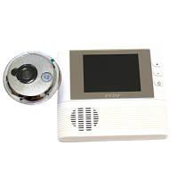 Видеоглазок С1, системы видеонаблюдения, камеры,видеодомофоны, домофоны,безопасность