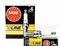 Свеча зажигания 405, 406 двигатель NGK (инжектор) (комплект)