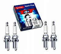 Свеча зажигания Ланос, Авео, Лачетти, Нексия 16 клапанный DENSO K20TT (комплект)