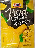 Кисель с лимонным вкусом Emix Польша 40g