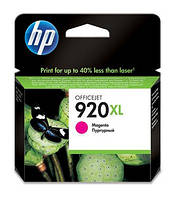 Картридж HP No.920XL OJ6000/6500/7000/7500 magenta, CD973AE