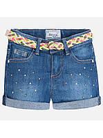 Шорты джинсовые для девочки Mayoral 2 года 92 см (последний размер)