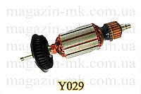 Якорь болгарка Bosch 6-100  |Y029