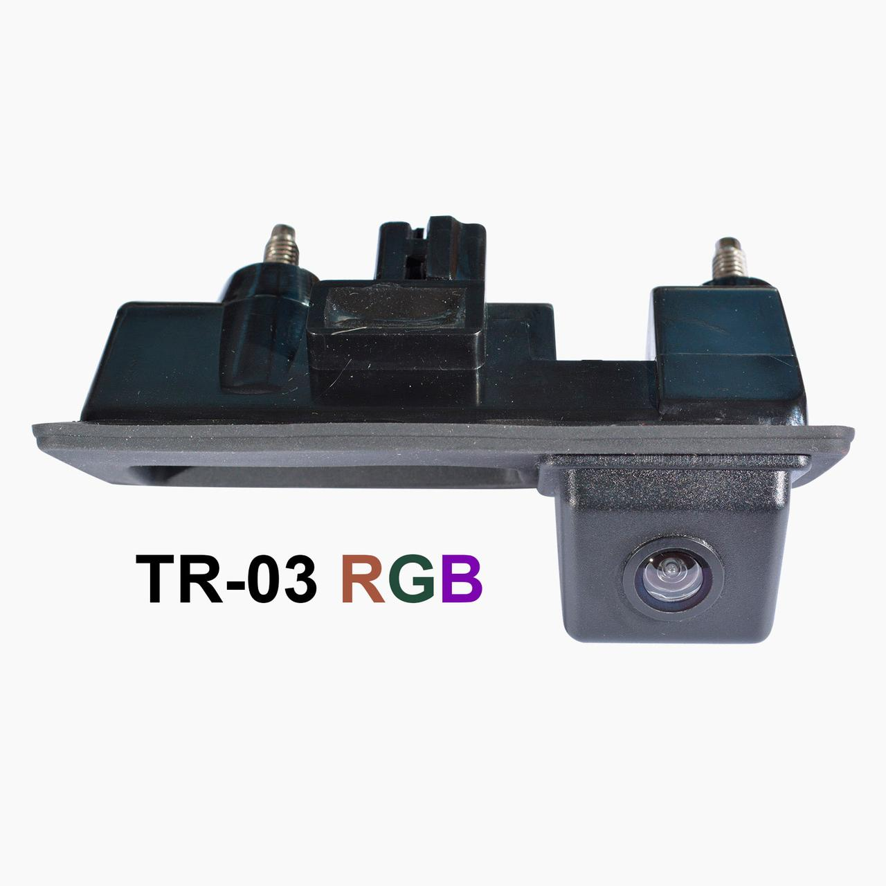 «Prime-X» TR-03 RGB Камера в ручку багажника AUDI, PORSCHE, VOLKSWAGEN