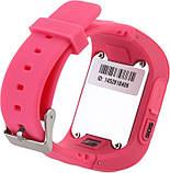 Детские умные часы smart baby watch q50 с gps трекером и сменным ремешком, фото 3