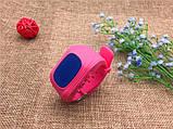 Детские умные часы smart baby watch q50 с gps трекером и сменным ремешком, фото 7