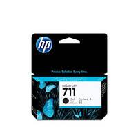 Картридж HP No.711 DesignJet 120/520 Black 38 ml, CZ129A