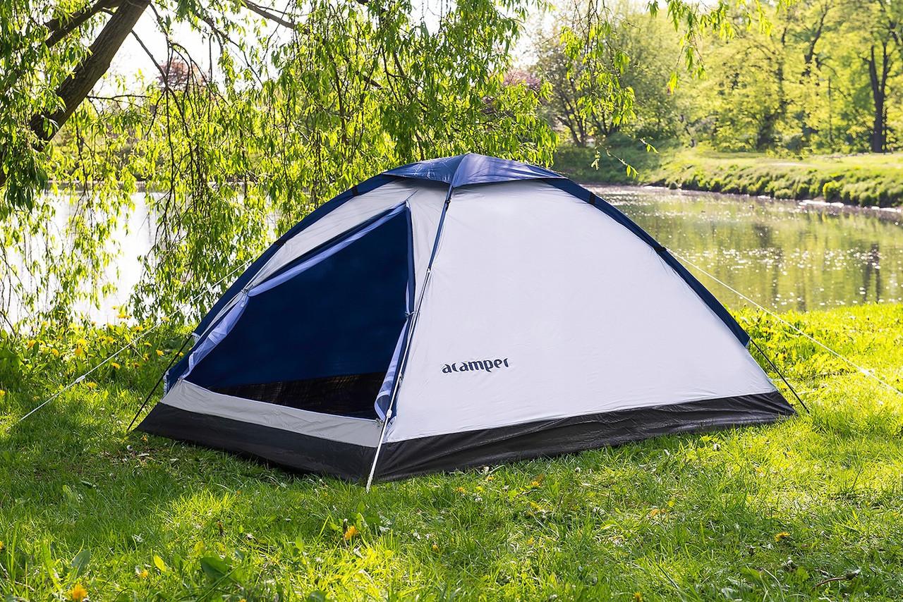 Туристическая Палатка 2-х местная Acamper Domepack 2 Польща!