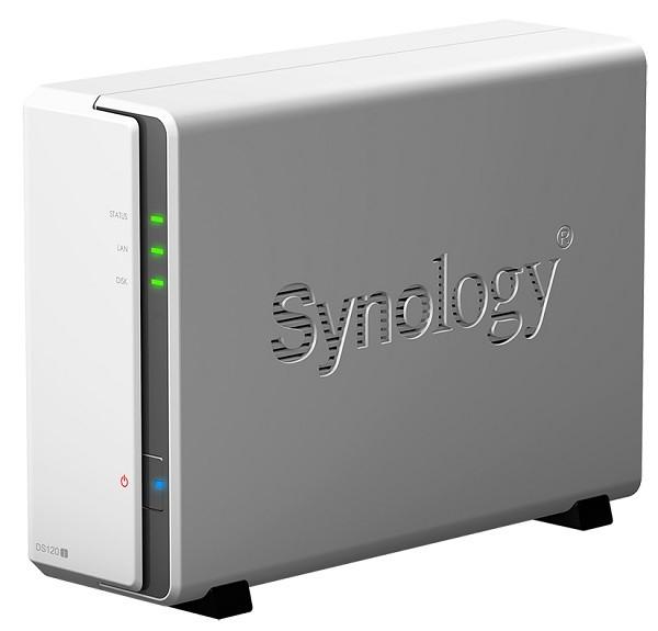 Сетевое хранилище NAS Synology DS120j