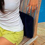 Надувной одноместный матрас, Intex 64756-2 (76х191х25 см.) + подушка и ручной насос., фото 9