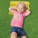 Надувная виниловая подушка, Bestway 52127 детская серия Up In&Over (38х25х5 см.), фото 4