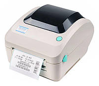 Термопринтер для печати этикеток Xprinter XP-470B (Новая почта ), фото 1