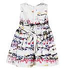 Нарядное платье для девочки, размеры 4 года, 7, 8 лет, фото 2