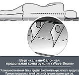 Классическое надувное флокированное кресло Intex 68569 Beanless Bag (107х104х69 см.), фото 7