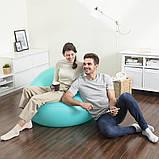Классическое надувное кресло (флокированное) Bestway 75081 Comfort Cruiser (107х105х61см.), фото 6