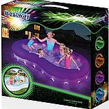 Надувной детский бассейн с LED-подсветкой, Bestway 54135 (280x157x46 см.), фото 7