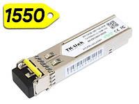 Модуль SFP CWDM 40км 1550нм, LC dual, DDM, TK-link, фото 1