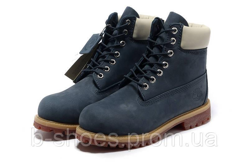 Ботинки мужские Timberland 6-inch Waterproof Boots Dark Blue