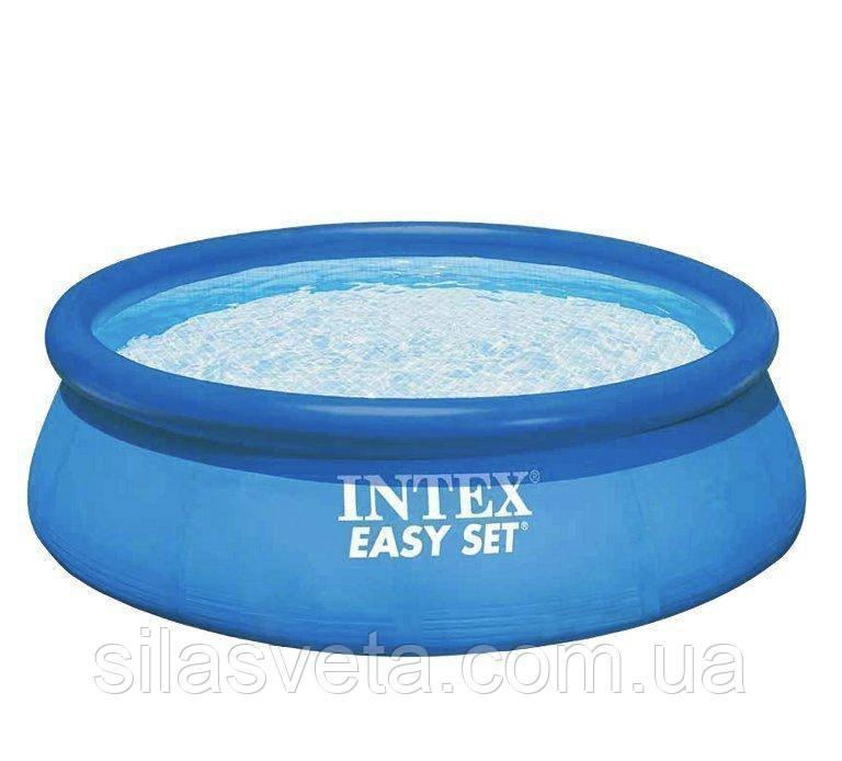 Intex 10318, чаша для надувного бассейна Easy Set Intex 28120 (305x76 см.)