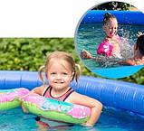 Надувной семейный бассейн, Intex 26176 (549х122 см.) объем 20647 л., фото 4