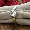 Серебряное кольцо ТС510290 вставка белые фианиты вес 3.0 г размер 18.5, фото 9