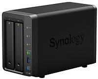 Сетевое хранилище NAS Synology DS718+, фото 1