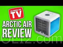Портативный кондиционер 4в1 Rovus Arctic Air, охладитель и увлажнитель воздуха мобильный кондиционер