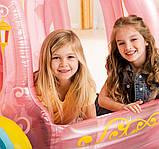 """Детский надувной игровой центр карета с лошадкой,Intex 56514 """"Карета"""" (145х135х104 см.), фото 6"""