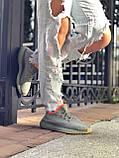 """Стильні кросівки Adidas Yeezy Boost 350 V2 """"DESAGE"""", фото 6"""
