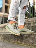 """Стильні кросівки Adidas Yeezy Boost 350 V2 """"DESAGE"""", фото 7"""