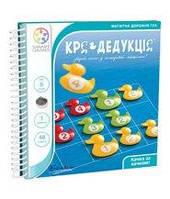 Дорожная магнитная игра Кря-Дедукция (укр) (Deducktion (ukr)) настольная игра