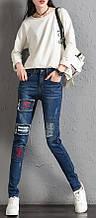 Жіночі джинси AL-8410-50