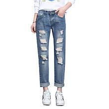 Женские джинсы AL-8418-50