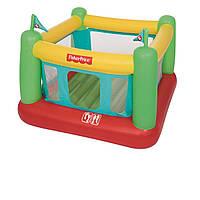 Детский игровой центр-батут со встроенным насосом, Bestway 93533 (175х173х135 см.) + 50 шариков., фото 1