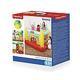 Детский надувной игровой центр-батут Bestway 93542 (175х173х114 см.) + 25 шариков, фото 2