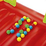 Детский надувной игровой центр-батут Bestway 93542 (175х173х114 см.) + 25 шариков, фото 7