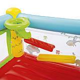 Детский надувной игровой центр-батут Bestway 93542 (175х173х114 см.) + 25 шариков, фото 8
