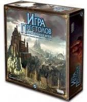 Игра престолов (2-е издание) (рус) (A Game of Thrones: (2nd Edition) Rus) настольная игра