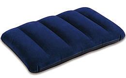 Надувная подушка 43х28х9 см   Подушка для путешествий   Туристическая подушка