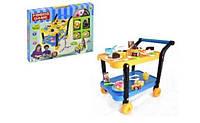 """Игровой набор """"Сладости"""" 36778-86 с сервировочным столиком"""
