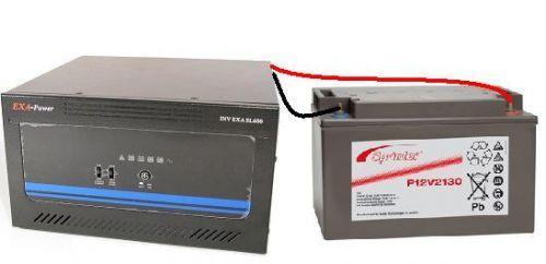 Инвертор EXA-Power Еxa SL 600 (480Вт)